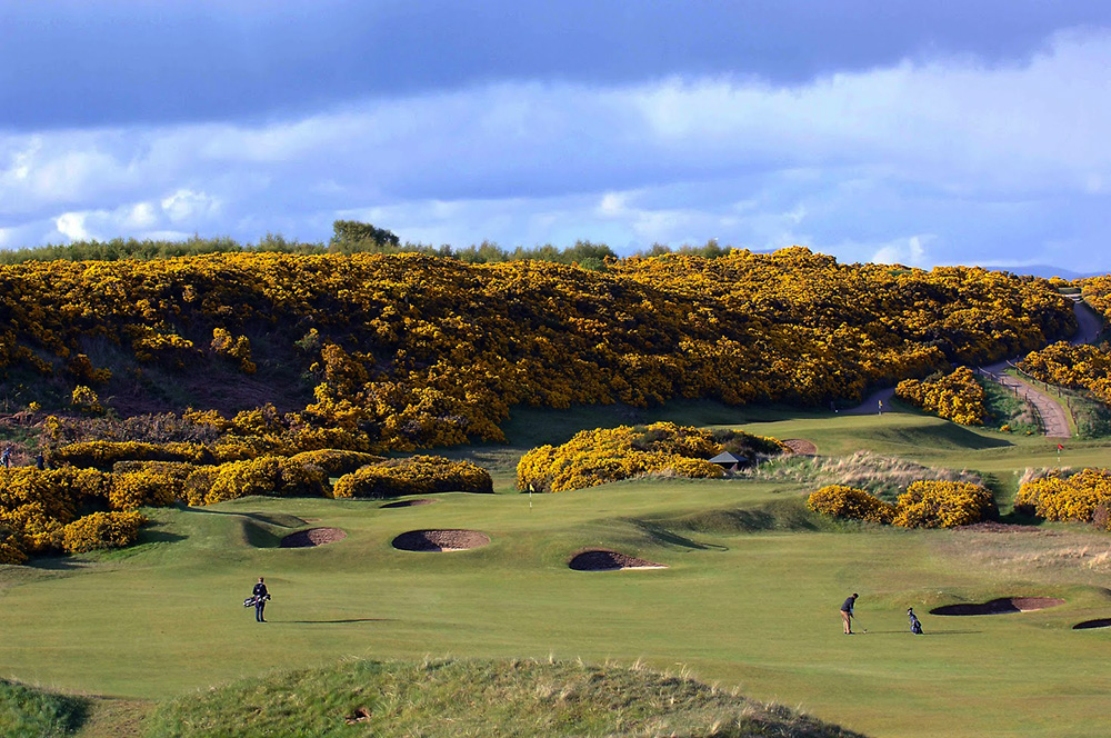 Scottish golf breaks 2014